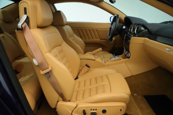 Used 2009 Ferrari 612 Scaglietti OTO for sale Sold at Bentley Greenwich in Greenwich CT 06830 20