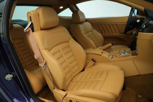 Used 2009 Ferrari 612 Scaglietti OTO for sale Sold at Bentley Greenwich in Greenwich CT 06830 21