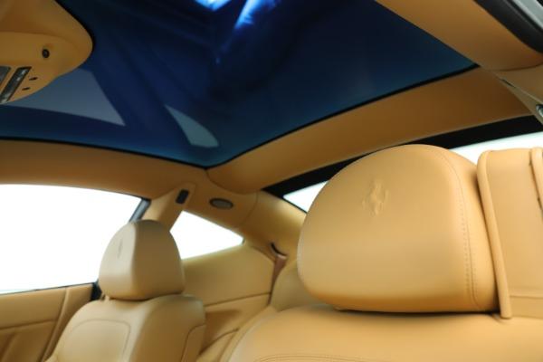 Used 2009 Ferrari 612 Scaglietti OTO for sale Sold at Bentley Greenwich in Greenwich CT 06830 24