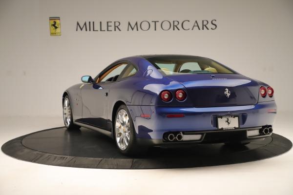 Used 2009 Ferrari 612 Scaglietti OTO for sale Sold at Bentley Greenwich in Greenwich CT 06830 5