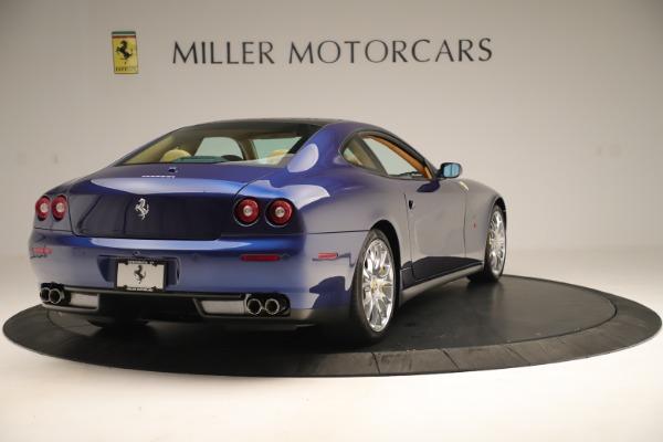 Used 2009 Ferrari 612 Scaglietti OTO for sale Sold at Bentley Greenwich in Greenwich CT 06830 7