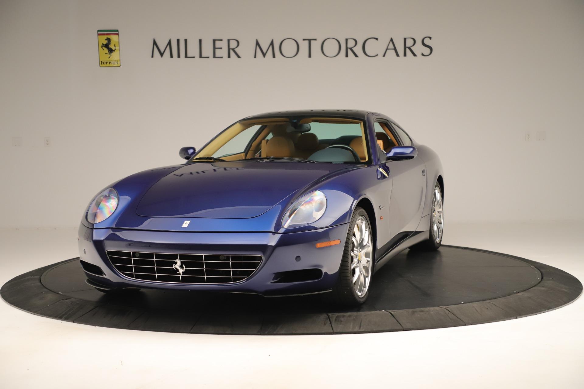 Used 2009 Ferrari 612 Scaglietti OTO for sale Sold at Bentley Greenwich in Greenwich CT 06830 1