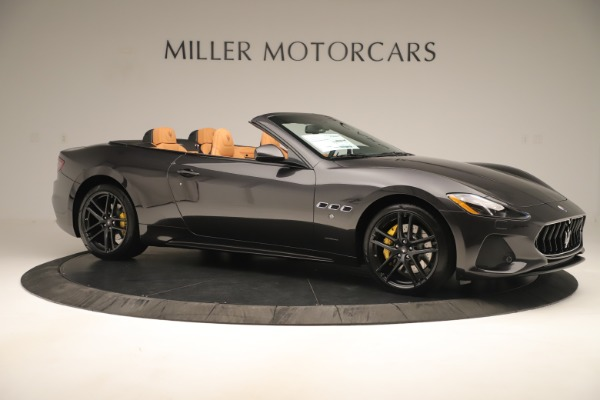 New 2019 Maserati GranTurismo Sport Convertible for sale $161,695 at Bentley Greenwich in Greenwich CT 06830 10