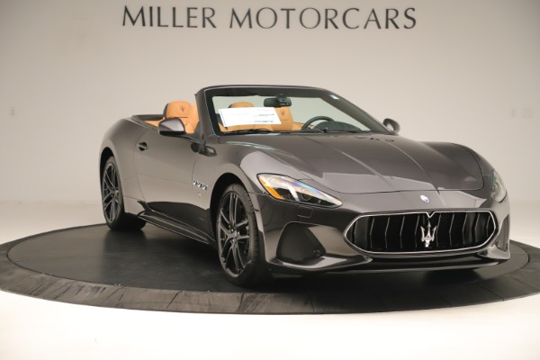 New 2019 Maserati GranTurismo Sport Convertible for sale $161,695 at Bentley Greenwich in Greenwich CT 06830 11