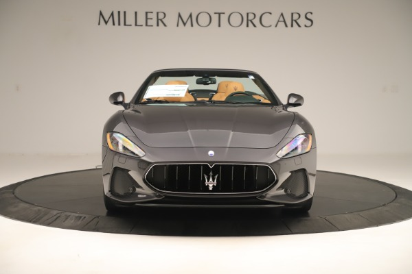 New 2019 Maserati GranTurismo Sport Convertible for sale $161,695 at Bentley Greenwich in Greenwich CT 06830 12
