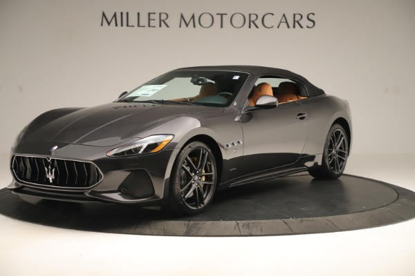 New 2019 Maserati GranTurismo Sport Convertible for sale $161,695 at Bentley Greenwich in Greenwich CT 06830 13