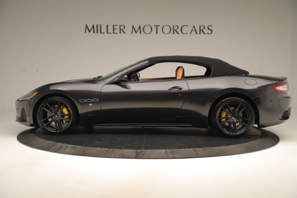 New 2019 Maserati GranTurismo Sport Convertible for sale $161,695 at Bentley Greenwich in Greenwich CT 06830 14