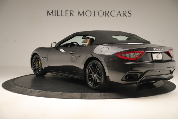 New 2019 Maserati GranTurismo Sport Convertible for sale $161,695 at Bentley Greenwich in Greenwich CT 06830 15