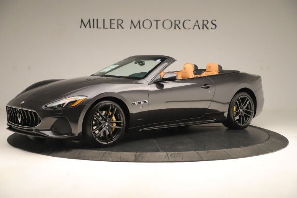 New 2019 Maserati GranTurismo Sport Convertible for sale $161,695 at Bentley Greenwich in Greenwich CT 06830 2