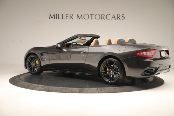 New 2019 Maserati GranTurismo Sport Convertible for sale $161,695 at Bentley Greenwich in Greenwich CT 06830 4