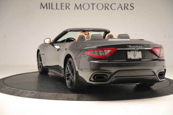 New 2019 Maserati GranTurismo Sport Convertible for sale $161,695 at Bentley Greenwich in Greenwich CT 06830 5