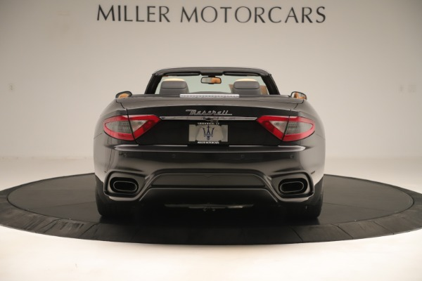 New 2019 Maserati GranTurismo Sport Convertible for sale $161,695 at Bentley Greenwich in Greenwich CT 06830 6