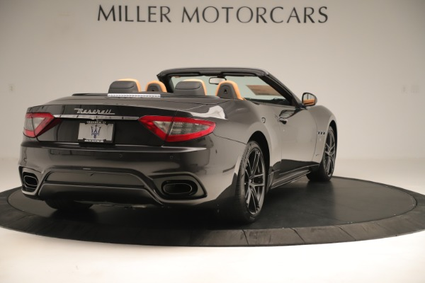 New 2019 Maserati GranTurismo Sport Convertible for sale $161,695 at Bentley Greenwich in Greenwich CT 06830 7