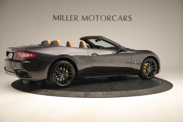 New 2019 Maserati GranTurismo Sport Convertible for sale $161,695 at Bentley Greenwich in Greenwich CT 06830 8