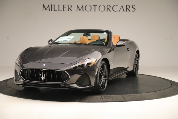 New 2019 Maserati GranTurismo Sport Convertible for sale $161,695 at Bentley Greenwich in Greenwich CT 06830 1