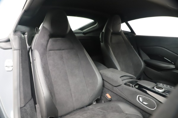 New 2020 Aston Martin Vantage Coupe for sale Sold at Bentley Greenwich in Greenwich CT 06830 15