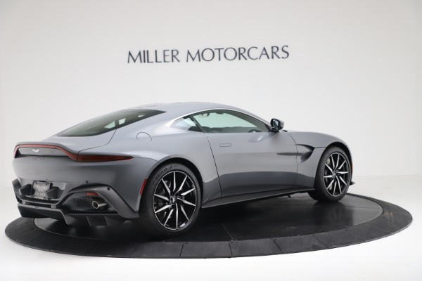 New 2020 Aston Martin Vantage Coupe for sale Sold at Bentley Greenwich in Greenwich CT 06830 5