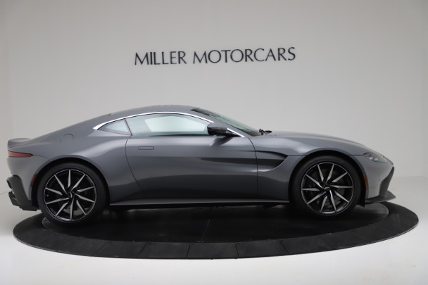 New 2020 Aston Martin Vantage Coupe for sale Sold at Bentley Greenwich in Greenwich CT 06830 6