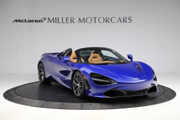 New 2020 McLaren 720S Spider Luxury for sale Sold at Bentley Greenwich in Greenwich CT 06830 11