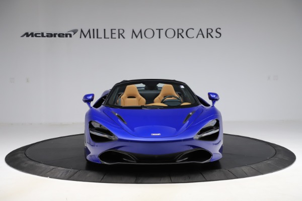 New 2020 McLaren 720S SPIDER Convertible for sale $374,830 at Bentley Greenwich in Greenwich CT 06830 12