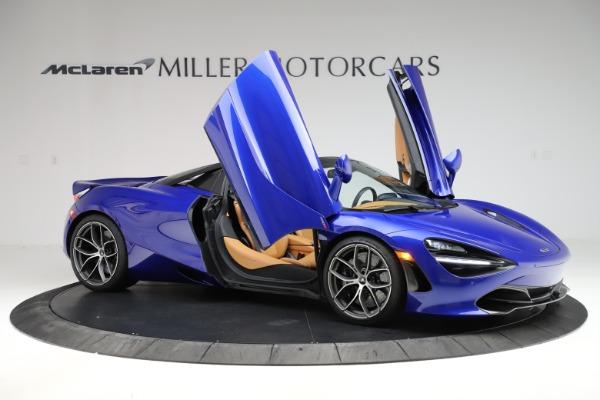 New 2020 McLaren 720S Spider Luxury for sale Sold at Bentley Greenwich in Greenwich CT 06830 15
