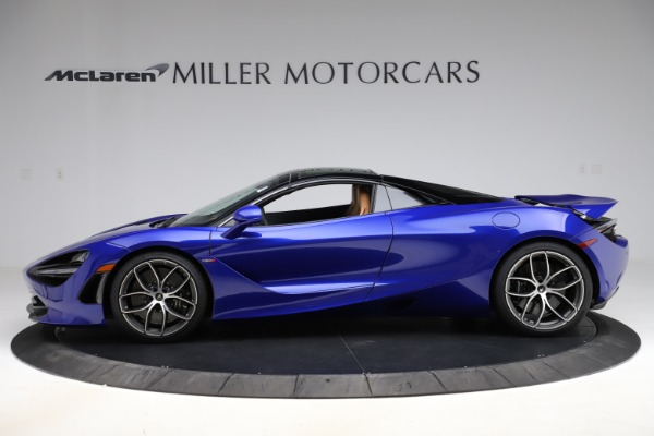 New 2020 McLaren 720S SPIDER Convertible for sale $374,830 at Bentley Greenwich in Greenwich CT 06830 17