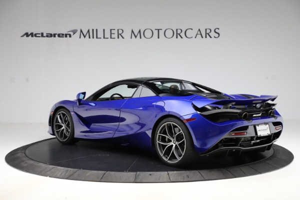 New 2020 McLaren 720S SPIDER Convertible for sale $374,830 at Bentley Greenwich in Greenwich CT 06830 18