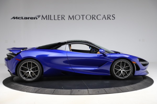New 2020 McLaren 720S SPIDER Convertible for sale $374,830 at Bentley Greenwich in Greenwich CT 06830 20