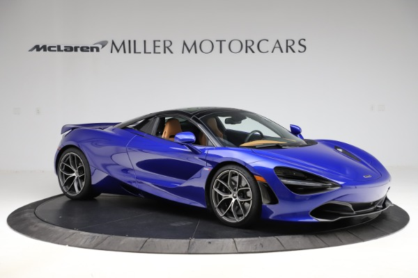 New 2020 McLaren 720S SPIDER Convertible for sale $374,830 at Bentley Greenwich in Greenwich CT 06830 21