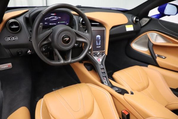 New 2020 McLaren 720S SPIDER Convertible for sale $374,830 at Bentley Greenwich in Greenwich CT 06830 22