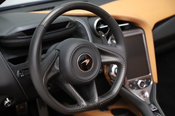 New 2020 McLaren 720S SPIDER Convertible for sale $374,830 at Bentley Greenwich in Greenwich CT 06830 25