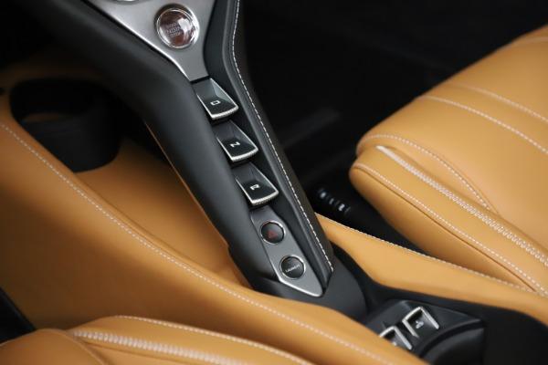New 2020 McLaren 720S Spider Luxury for sale Sold at Bentley Greenwich in Greenwich CT 06830 26