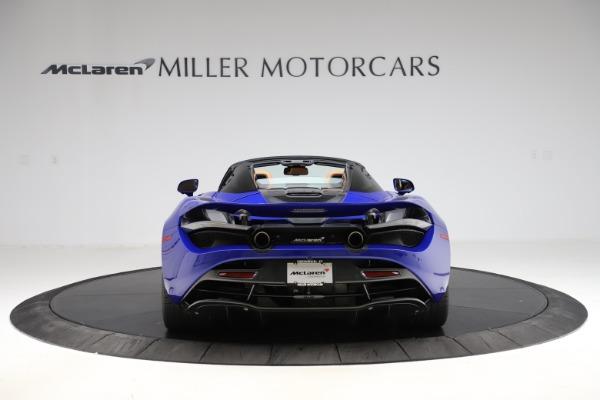 New 2020 McLaren 720S Spider Luxury for sale Sold at Bentley Greenwich in Greenwich CT 06830 6
