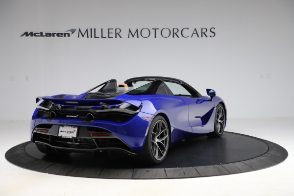 New 2020 McLaren 720S SPIDER Convertible for sale $374,830 at Bentley Greenwich in Greenwich CT 06830 7