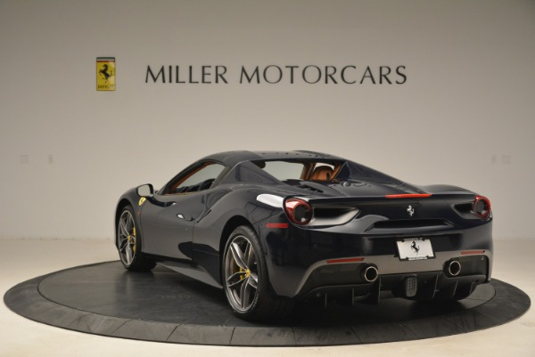 Used 2018 Ferrari 488 Spider for sale Sold at Bentley Greenwich in Greenwich CT 06830 17