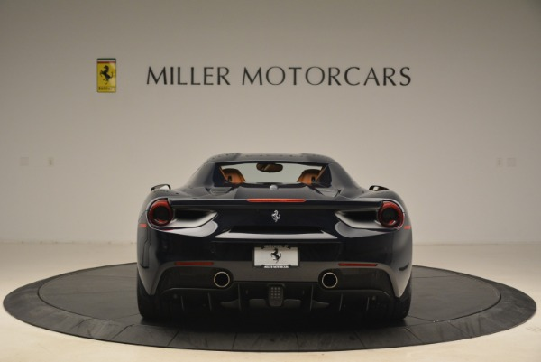 Used 2018 Ferrari 488 Spider for sale Sold at Bentley Greenwich in Greenwich CT 06830 18