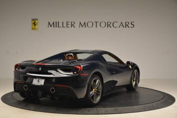 Used 2018 Ferrari 488 Spider for sale Sold at Bentley Greenwich in Greenwich CT 06830 19