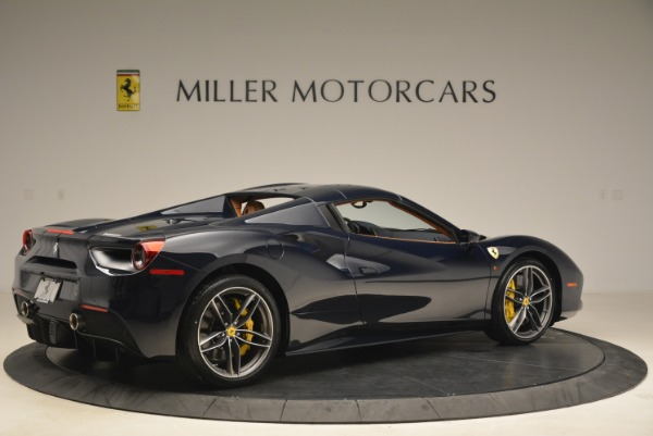 Used 2018 Ferrari 488 Spider for sale Sold at Bentley Greenwich in Greenwich CT 06830 20