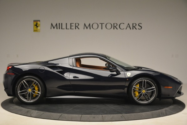 Used 2018 Ferrari 488 Spider for sale Sold at Bentley Greenwich in Greenwich CT 06830 21
