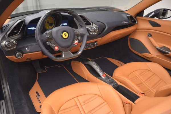 Used 2018 Ferrari 488 Spider for sale Sold at Bentley Greenwich in Greenwich CT 06830 25