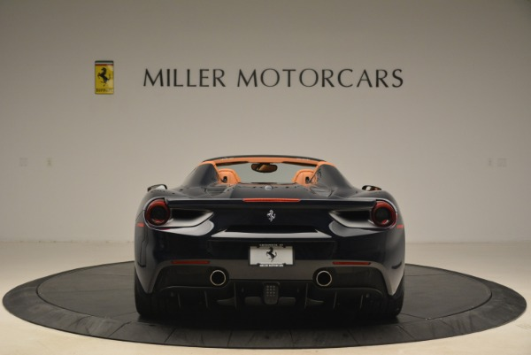 Used 2018 Ferrari 488 Spider for sale Sold at Bentley Greenwich in Greenwich CT 06830 6