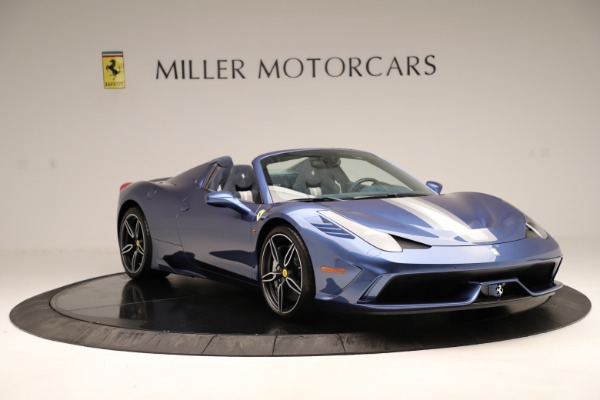 Used 2015 Ferrari 458 Speciale Aperta for sale Sold at Bentley Greenwich in Greenwich CT 06830 12