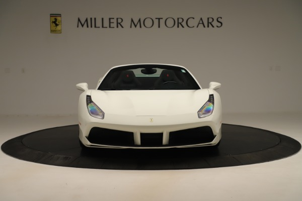 Used 2016 Ferrari 488 Spider for sale $276,900 at Bentley Greenwich in Greenwich CT 06830 12