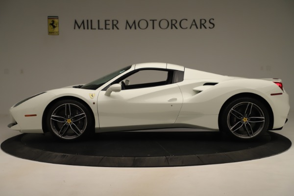 Used 2016 Ferrari 488 Spider for sale $276,900 at Bentley Greenwich in Greenwich CT 06830 14