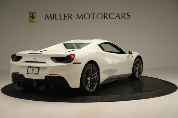 Used 2016 Ferrari 488 Spider for sale $276,900 at Bentley Greenwich in Greenwich CT 06830 16