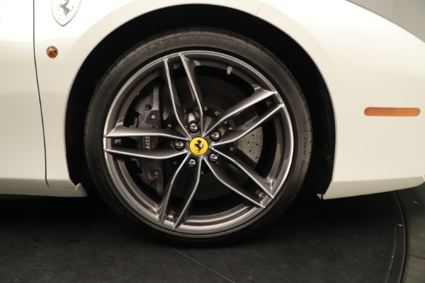 Used 2016 Ferrari 488 Spider for sale $276,900 at Bentley Greenwich in Greenwich CT 06830 19
