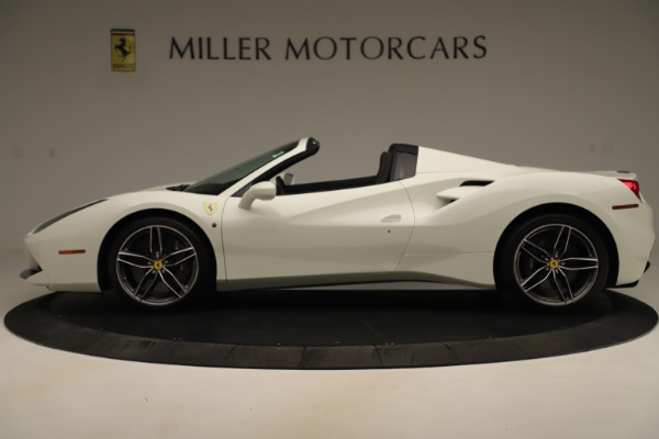 Used 2016 Ferrari 488 Spider for sale $276,900 at Bentley Greenwich in Greenwich CT 06830 3