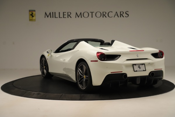 Used 2016 Ferrari 488 Spider for sale $276,900 at Bentley Greenwich in Greenwich CT 06830 5