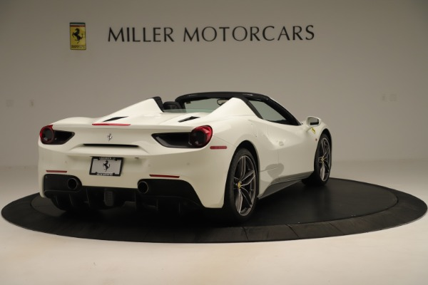Used 2016 Ferrari 488 Spider for sale $276,900 at Bentley Greenwich in Greenwich CT 06830 7