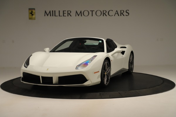 Used 2016 Ferrari 488 Spider for sale $276,900 at Bentley Greenwich in Greenwich CT 06830 1